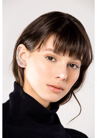 Earcuff-Puissant-Ouro